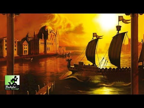 Rahdo Runs Down►►► Constantinopolis