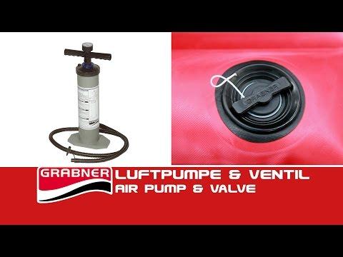 Luftpumpe & Ventil | air pump & valve