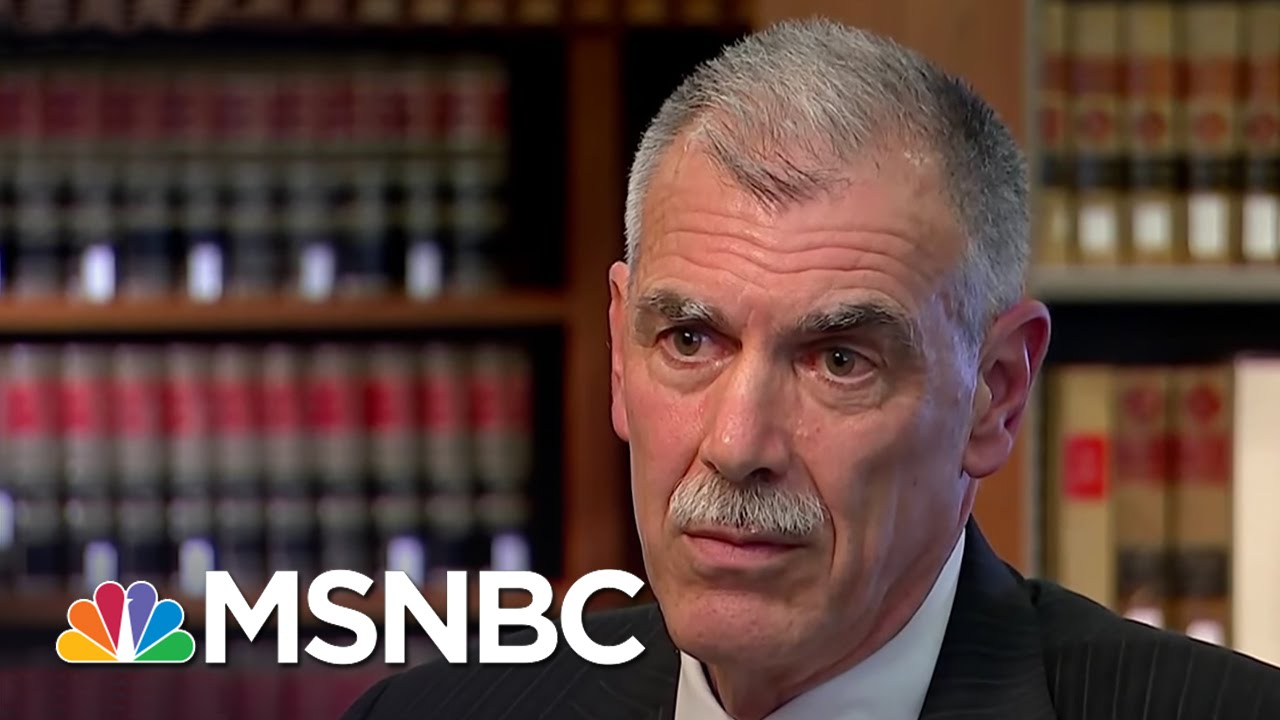 Top DOJ Lawyer: Muslim Ban Likely Unconstitutional | MSNBC thumbnail
