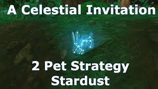 Celestial Invitation - Algalon the Observer Pet Battle - Legion Patch 7.1