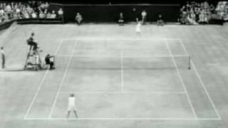 Wimbledon-finales (1954)