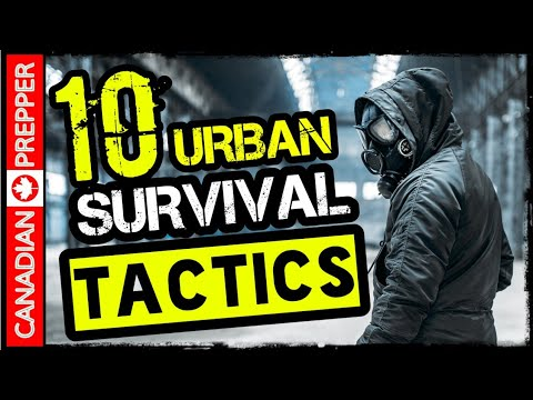 Urban Survivalist Tactics For Staying Alive During Urban Emergency Situations