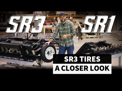 SR3 Skid Steer Rake: Control Your Rip! – ABI Dirt