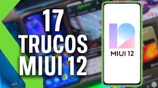 17 TRUCOS de MIUI 12: ¡DOMINA tu nuevo XIAOMI!