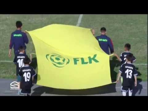 Топ-Лига-2017. Матч#25 Кара-Балта – Нефтчи 2:2