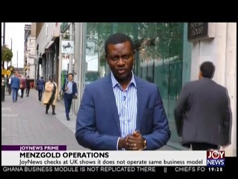 Menzgold Operations - Joy News Prime (24-9-18)