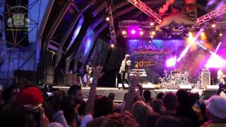 Richie Spice Rototom Sunsplash 2013 Highlights