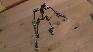 Como montar una armadura de Stop Motion / Standard Armature