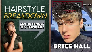 BRYCE HALL HAIRCUT | In-Depth Breakdown & What To Tell Your Barber