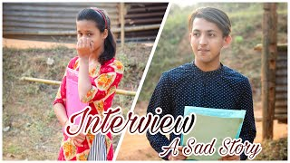 Cute Story| Interview-A Sad Story| Naukri Ki Taalash| Heart Touching Story| Prashant Sharma