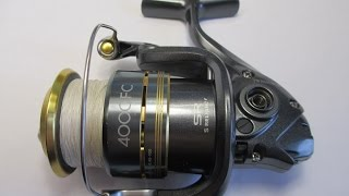Катушка shimano twin power 4000fc