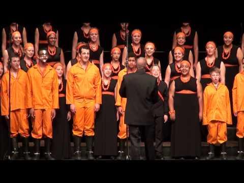 World Choir Games 2014, Riga. 10.07.2014. South Africa. South Cape Children's Choir