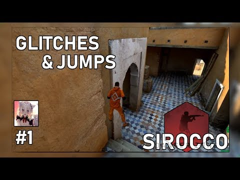 Sirocco - GLITCHES/JUMP SPOTS IN KASBAH | CSGO Danger Zone Tips & Tricks -  GoldenRatio