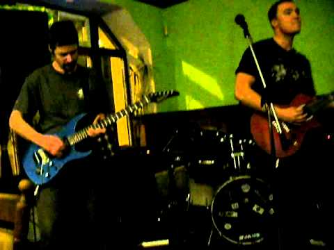 Zelený Vlk - Frajer Berko live 18.2.2012