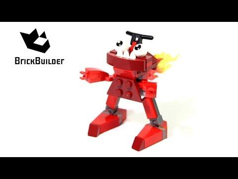 Vidéo LEGO Mixels 41502 : Zorch