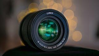 LUMIX G 42.5MM F1.7 REVIEW | Best portrait lens for Micro Four Thirds?