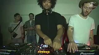 Adam Port b2b &ME - Live @ Space Club Bucharest 2013