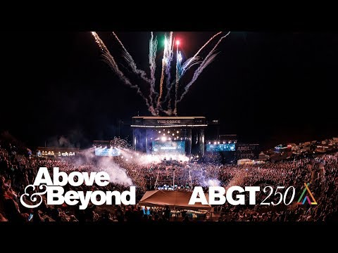 Above & Beyond #ABGT250 Live At The Gorge Amphitheatre, Washington State (Full 4K Ultra HD Set) - Above & Beyond