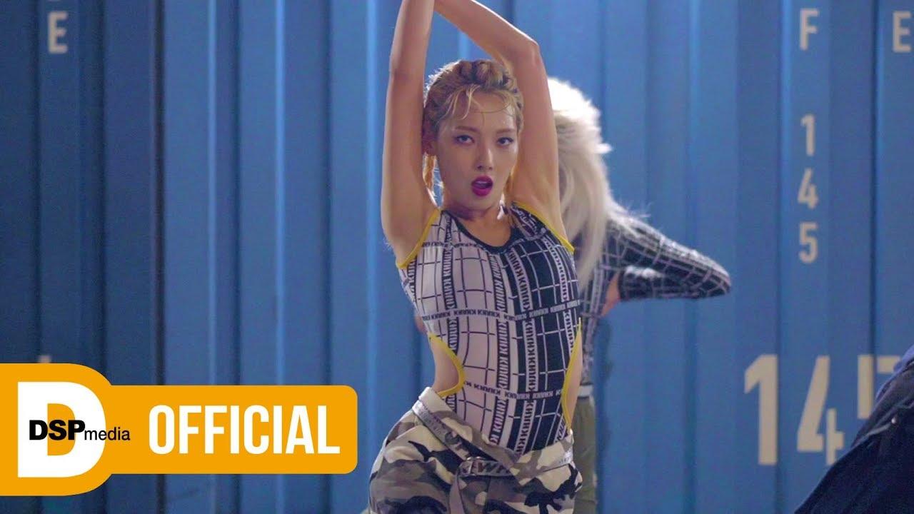 [Korea] MV : K.A.R.D - Knockin' on my heaven's door