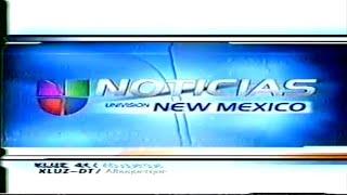 KLUZ-TV News Open August 5, 2004