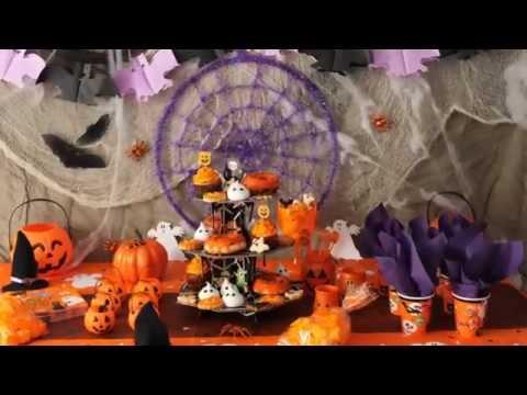 Happy Halloween Rezepte für Kinder