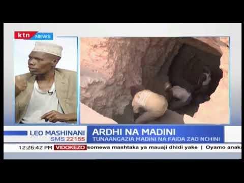 Faida za Madini nchini Kenya | KTN Leo Mashinani