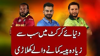 MOST EXPENSIVE CRICKET PLAYERS IN THE WORLD | KHOJI TV