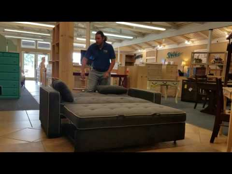 Augustine Serta Convertible Sleeper @ Furniture in the Raw