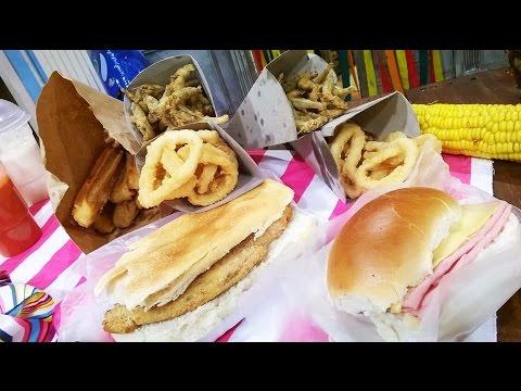 Alimentos que se pueden llevar a la playa
