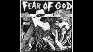 FEAR OF GOD - FEAR OF GOD (FULL EP) 1988