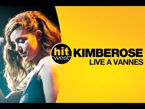 KIMBEROSE - HIT WEST LIVE à Vannes