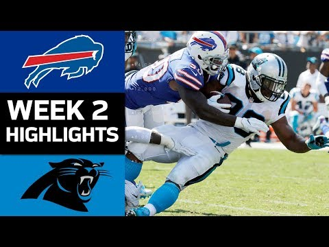 Bills vs. Panthers | NFL Week 2 Game Highlights