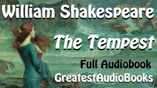 🌀 THE TEMPEST by William Shakespeare - FULL AudioBook 🎧📖 Greatest🌟AudioBooks V2