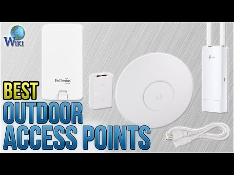 7 Best Outdoor Access Points 2018