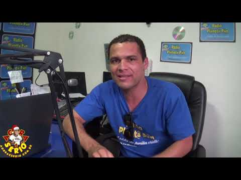 Jerry Mega Show convida a todos para a festa da Rádio Planeta Pan