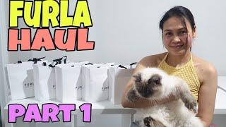 FURLA | HAUL AND UNBOXING | SYDNEY, AUSTRALIA | PART 1 | VLOG#5