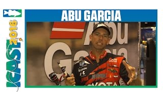 Abu Garcia REVO Rocket Spinning Reel with Mike Iaconelli | ICAST 2016