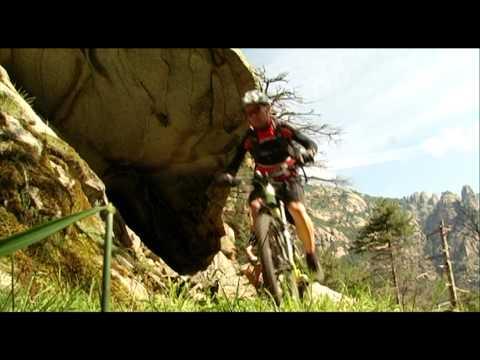 Abenteuer Korsika - Mit dem Mountainbike durch das Gebirge im Meer TRAILER