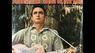 Old  Apache  Squaw  by  JOHNNY CASH
