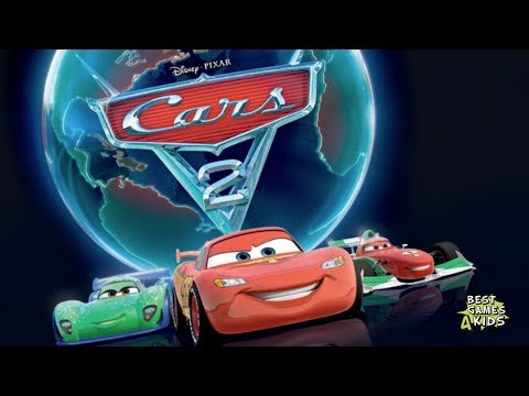 Cars 2 World Grand Prix Read And Race | Interactive World Of Cars 2! By Disney