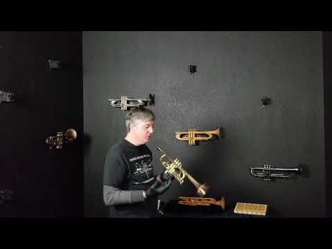 Trumpet Review Harrelson X11 Trumpet in key of C