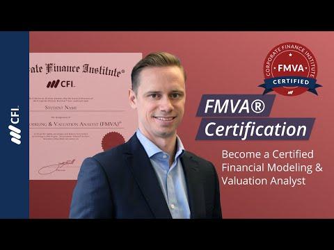 FMVA™ Program - Become a Certified Financial Modeling ...