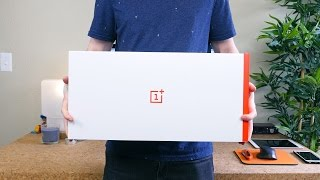 OnePlus 3 Unboxing and First Impressions