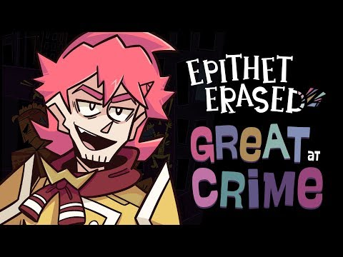 Video trailer för GREAT AT CRIME (feat. The Musical Ghost + OR3O)