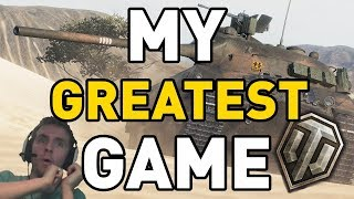 My Greatest Game Yet in World of Tanks...