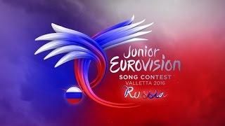JESC 2016 Russia - My top 16