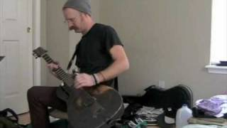 weightless (chris whitley cover)