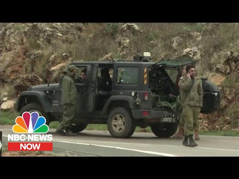 us iran tensions ripple throughout middle east nbc news now
