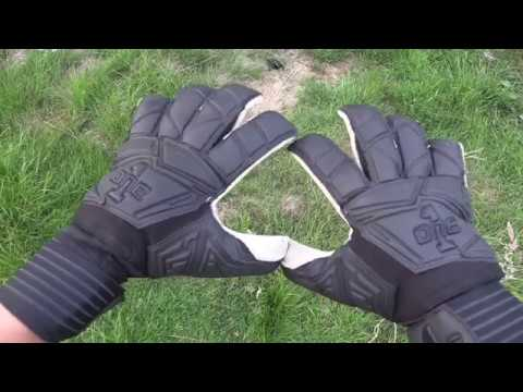 Goalkeeper Glove Review The One Glove Co Stealth +