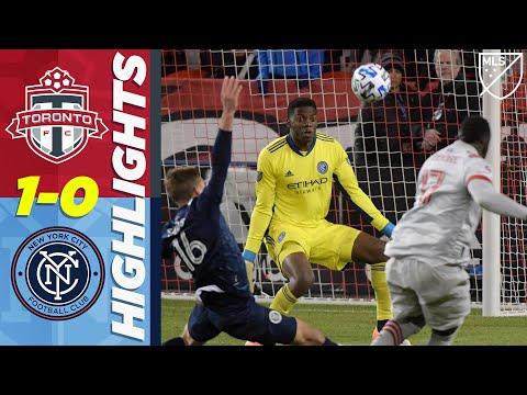 FC Toronto 1-0 FC New York City